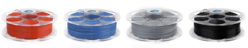 tipi di filamenti per stampanti 3d