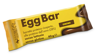 Barrette proteiche Egg Bar