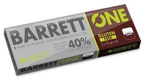 Barrette proteiche One