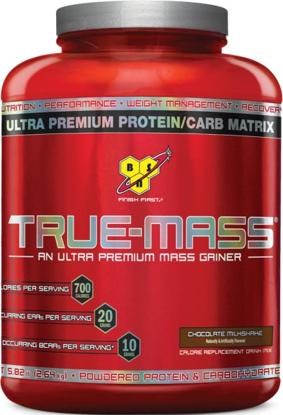 Gainer per palestra True Mass