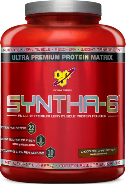 Integratori whey Syntha
