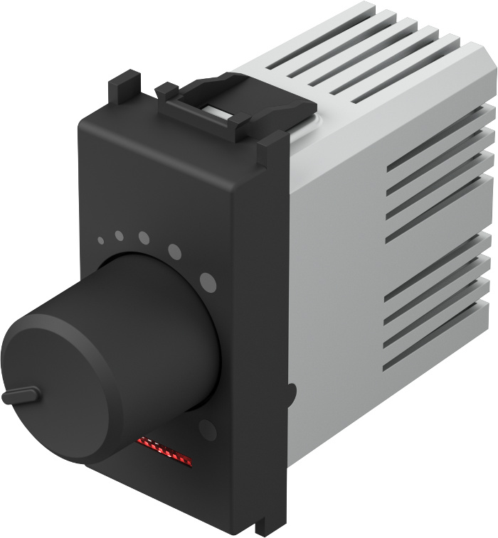 sostituzione interruttore con dimmer LED