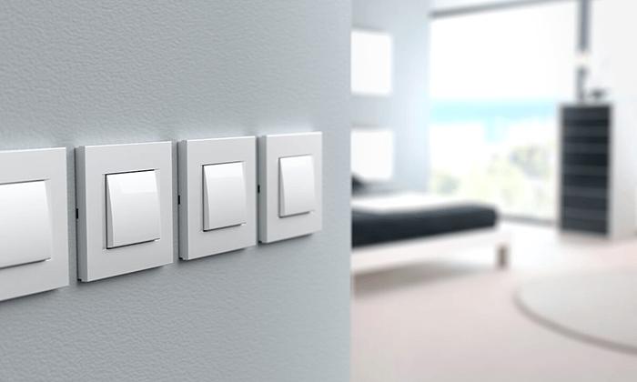 placche per interruttori luce prezzi economici