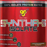Proteine in polvere isolate