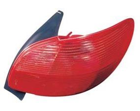 Fanale posteriore peugeot 206