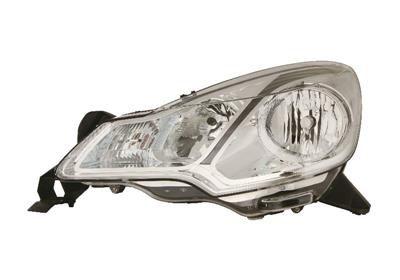 luci di posizione auto