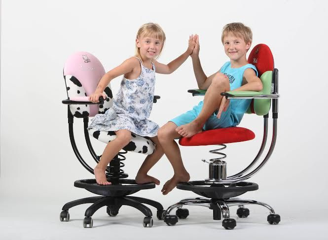 sedie ergonomica per bambini