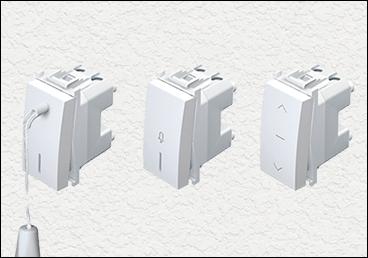Tipi di prese elettriche TEM Catez